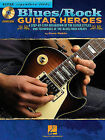 Blues/Rock Guitar Heroes by Dave Rubin (Mixed media product, 2010)