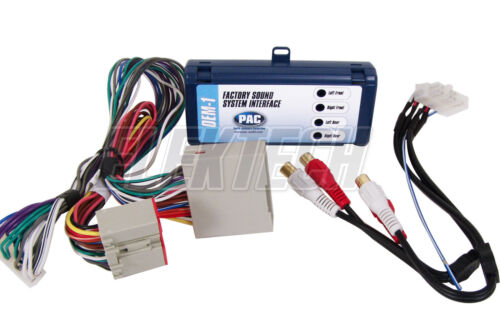 PAC AOEM-FRD24 Radio Amplifier Integration Interface for Ford Lincoln /& Mercury