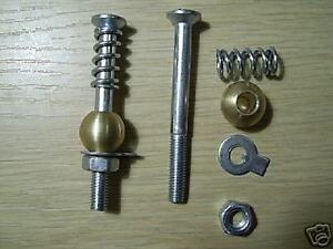 Land Rover Series 2 And 2a Door Hinge Pin Repair Kit