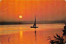 B3301 Ship Bateaux Mamaia Siut-ghiol Romania 1978   front/back scan