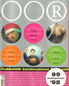 MAGAZINE-OOR-1998-nr-25-26-BJORK-BRUCE-SPRINGSTEEN-ANOUK-GATHERING-EXTINCE