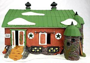 Dept 56 New England Village Pennsylvania Dutch Barn