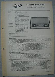 ITT-GRAETZ-Polka-1013-Service-Manual