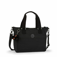 BNWT Kipling AMIEL Shoulder/Across Body Handbag DAZZ BLACK  RRP £69