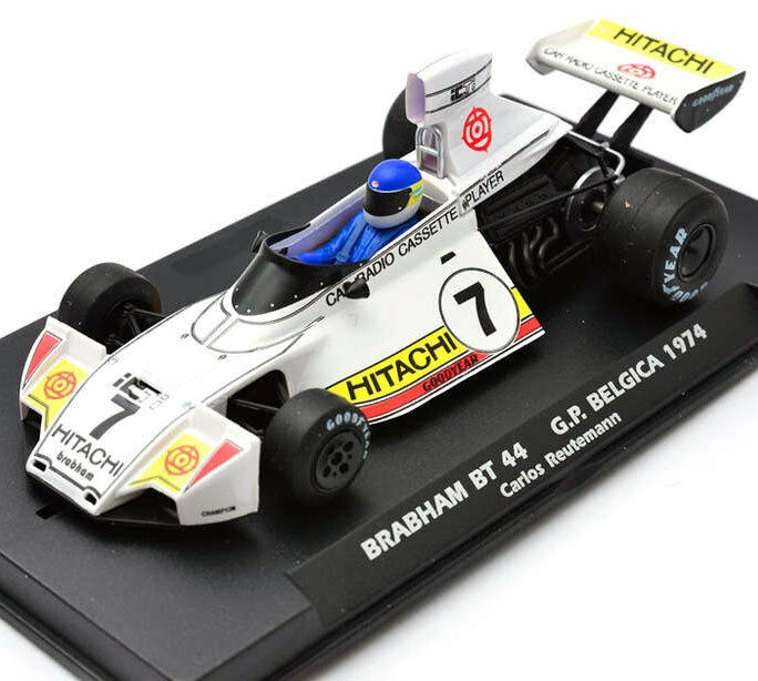 flygaga Brabham BT44 Belgiska Grand Prix 1974 flygagaslot 1  32 Slot Bil 062106