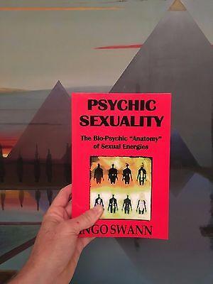 "Psychic Sexuality: Bio-Psychic ""Anatomy"" of Energies (1999) Ingo Swann 1st Ed."