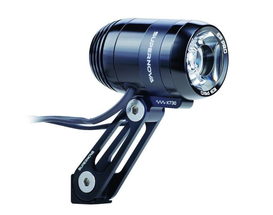 Supernova LED-Scheinwerfer E3 E3 LED-Scheinwerfer PRO 2 - schwarz f67e24