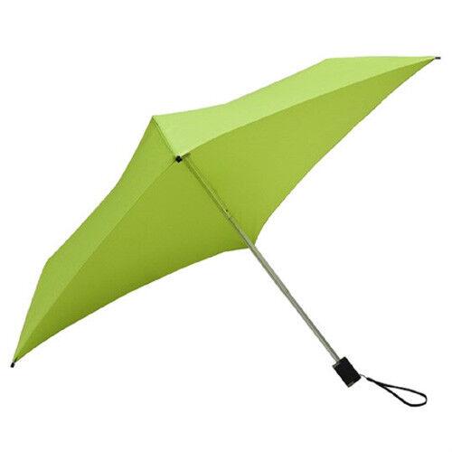 Ladies Womens Umbrella Compact Folding Lightweight Walking Brolly Rain Canopy