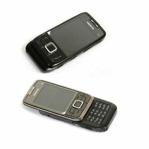 100-Unlocked-Nokia-E66-Cell-Phone-3G-WIFI-Bluetooth-3-2MP-Slider-Cell-Phone