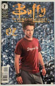 BUFFY-THE-VAMPIRE-SLAYER-OZ-2-Variant-English-6-0-FINE-2001