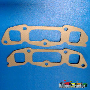 MGK3506-Manifold-Gasket-Fordson-Power-Super-Major-Tractor-w-bolt-holes-staggered