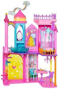 Barbie Castello Arcobaleno Château Arc En Ciel Chateau Arc Arc Château En Arc En Ciel Dpy39