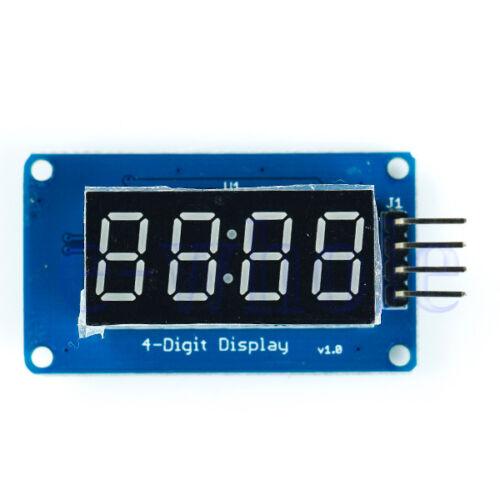 4 Bits digital Rohr LED-Anzeigemodul mit Uhr-Anzeige für Arduino GE