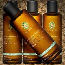 Primavera Sauna Therapy Grapefruit Limette Aufguss 100ml Naturkosmetik bio vegan