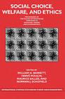 Social Choice, Welfare, and Ethics: Proceedings of the Eighth International Symposium in Economic Theory and Econometrics by Cambridge University Press (Hardback, 1995)