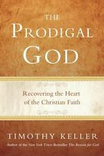 THE PRODIGAL GOD by Timothy Keller FREE SHIPPING hardcover Christian book faith