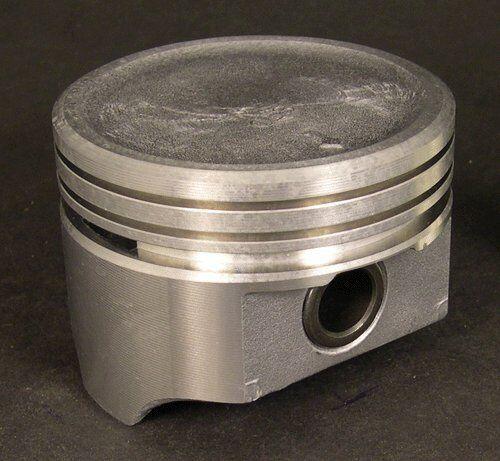Sealed Power Chevy 305//5.0 Dish Top Cast Piston Set//8 8.5:1 1976-87 40