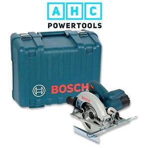 Bosch Gks190 190mm Hand Held Circular Saw 240v With Bosch Carry Case Ebay