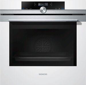 siemens hb634gbw1 iq700 backofen elektro 71 l sanftgaren edelstahl ofen eek a ebay. Black Bedroom Furniture Sets. Home Design Ideas