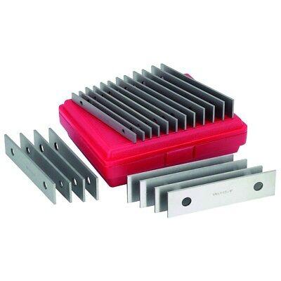gazechimp Machinist Thin Parallel Bar Set 20 Pair 1//32 in X 6 in