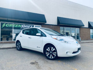 2015 Nissan Leaf EX-L Tech