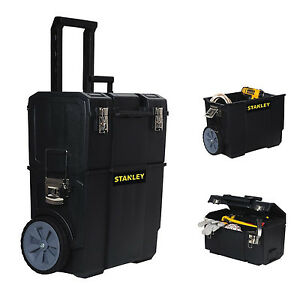 Image Is Loading Portable Tool Box Organizer Rolling Toolbox Cart Mobile