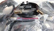 3m DVI auf DVI Kabel Monitorkabel Anschlusskabel für TFT LED Monitor vergoldet