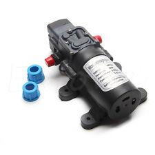 DC 12V 80W 5.5L/Min Motor High Pressure Diaphragm Water Self Priming Pump