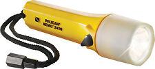 Pelican NEMO 2410 LED Underwater Flashlight - Yellow