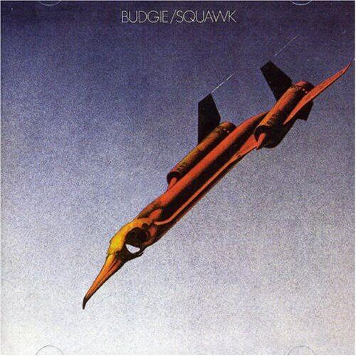 Budgie - Squawk [New Vinyl] UK - Import