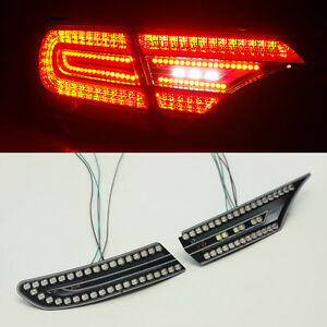 Great Image Is Loading LED Tail Light Rear Turn Signal DIY Kit  Amazing Pictures