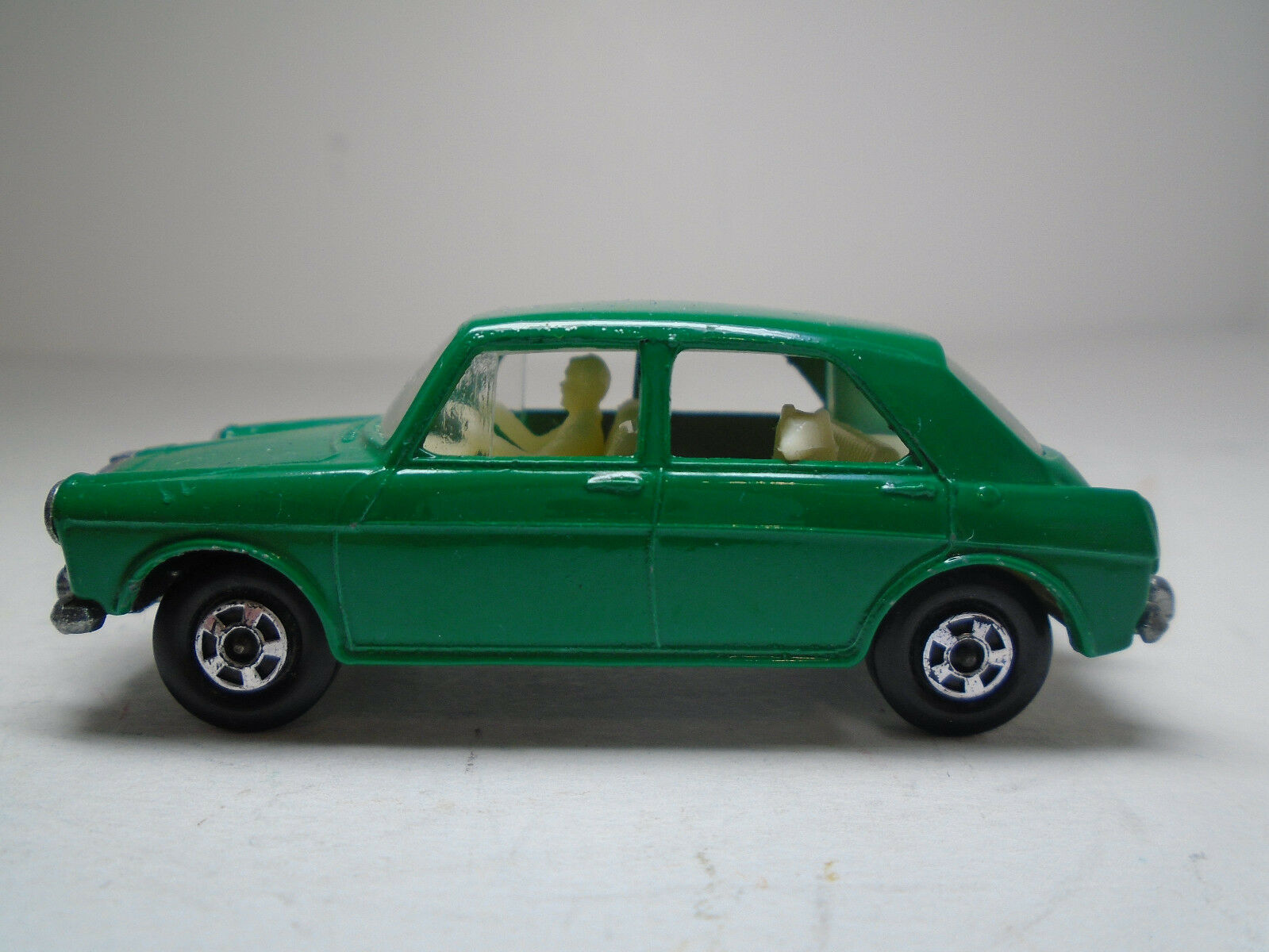 Matchbox Lesney GREEN MG 1100 Regular Wheels NOW A Superfast Resto-Mod..