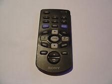 Sony rm-x138 control remoto