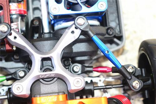 Aluminum Rear Tie Rods Set w// Stabilizer For TRAXXAS GT 4-TEC 2.0 83056-4