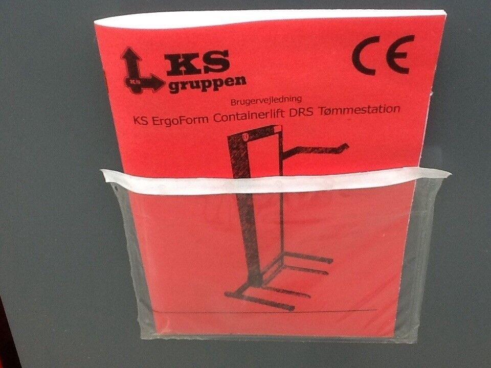 """Containerlift """"KS Ergoform"""""""