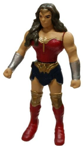 DC Justice League Mighty Minis Series 1 Wonder Woman 2-Inch Minifigure Loose