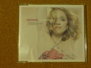 MADONNA  AMERICAN PIE  CD SINGLE - <span itemprop=availableAtOrFrom>Cheshire, United Kingdom</span> - MADONNA  AMERICAN PIE  CD SINGLE - Cheshire, United Kingdom