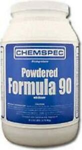 Details about Powdered Formula 90 By Chemspec UK9024 (4 x 2 5kg)