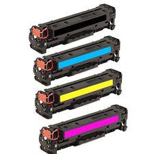 4 COLOR  HP COLOR LASERJET CB540A - CB543A CP1215 TONER