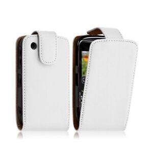 Housse-coque-etui-pour-Blackberry-Curve-8520-couleur-blanc