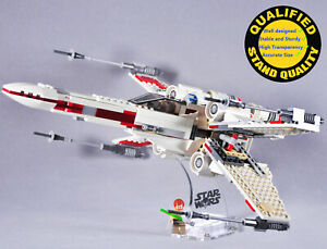 Display-Stand-for-Lego-9493-X-wing-Starfighter-Starwars-stand-only