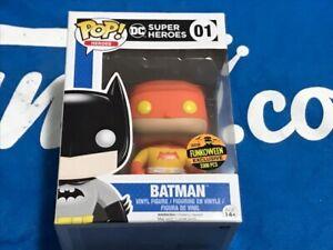 Funko Pop! Heroes Batman (Harvest) # 01 Exclusive Funkoween 2016 LE 3300 Pcs