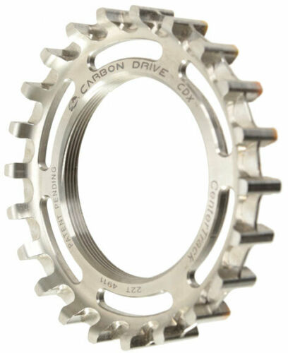 Gates Carbon Drive Belt Drive CDX Rear Cog Rohloff 22t