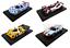 Lot de 4 Voitures des 24H du Mans 1//43 Spark Miniature Diecast LM40