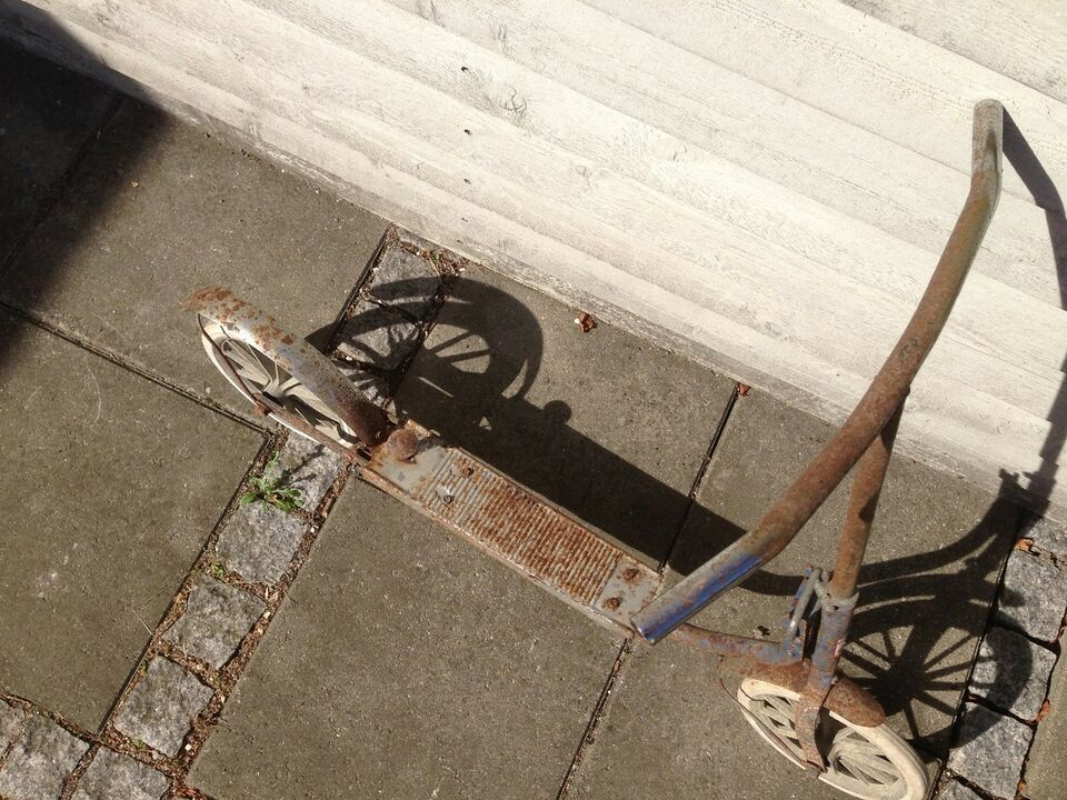 Løbehjul, Vintage løbehjul