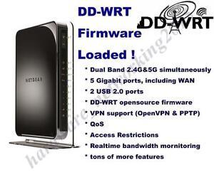 NETGEAR WNDR4500v2 Router Drivers Update