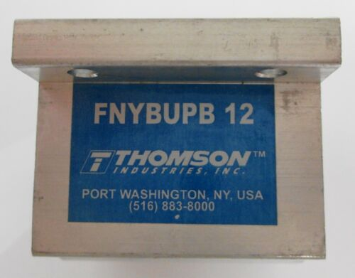 Thomson FNYBUPB 12 FNYBUPB012LS Pillow Block