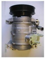Chrysler Pacifica 2005-2008 A/c Compressor With Clutch Premium Aftermarket