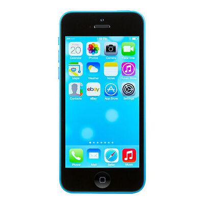 Apple  iPhone 5c - 8 GB - Blue - Smartphone