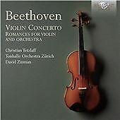 Beethoven: Violin Concerto, Tonhalle Orchestra Zurich, Chris, Audio CD, New, FRE